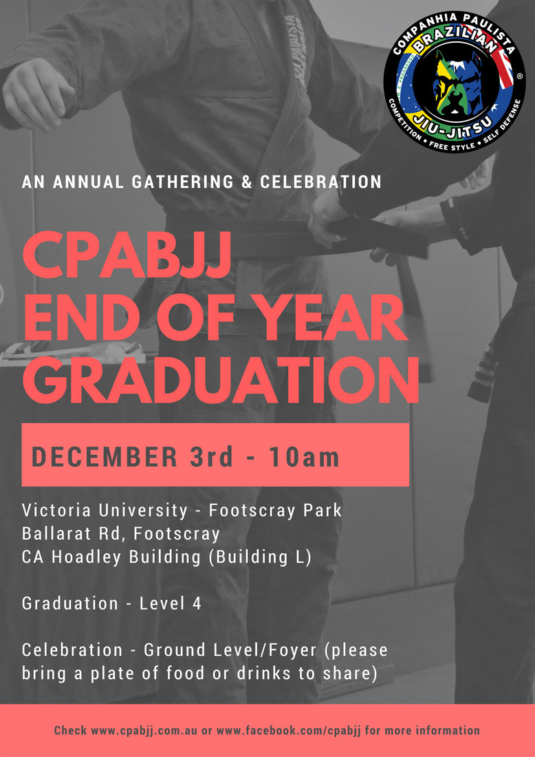 2017 CPABJJ End of Year Graduation