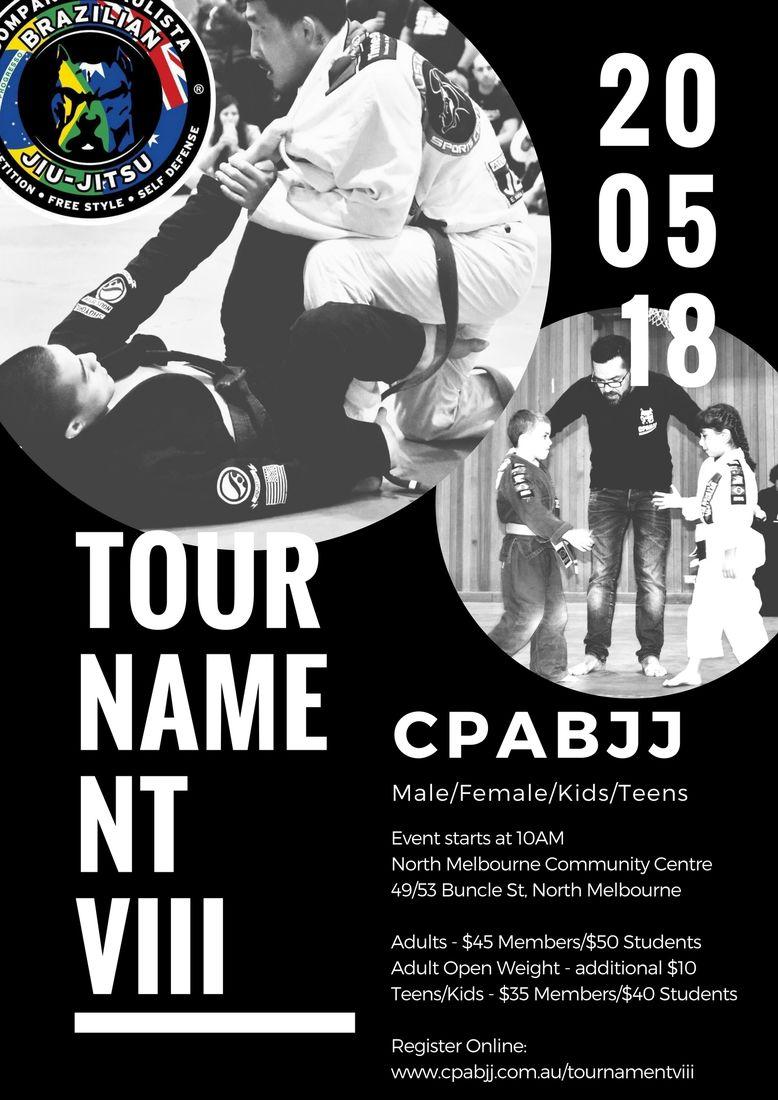 CPABJJ Tournament VIII